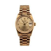 Rolex Datejust 68278 Very good Yellow gold 31mm Automatic United Kingdom, London