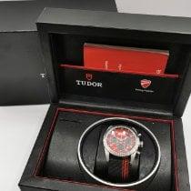 Tudor Fastrider Chrono Stahl 42mm Rot Arabisch