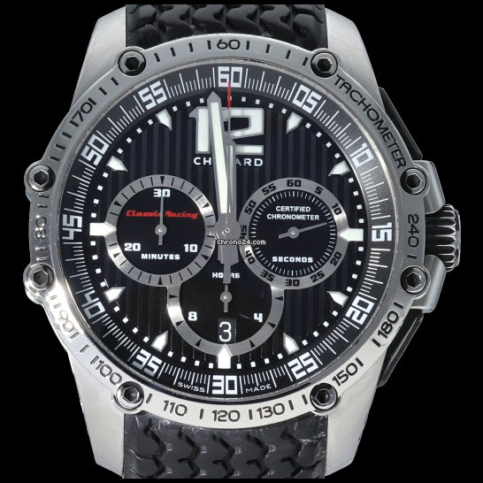 Chopard Superfast 168523-3001 2017 occasion