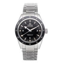 Omega Seamaster 300 Steel 41mm Black