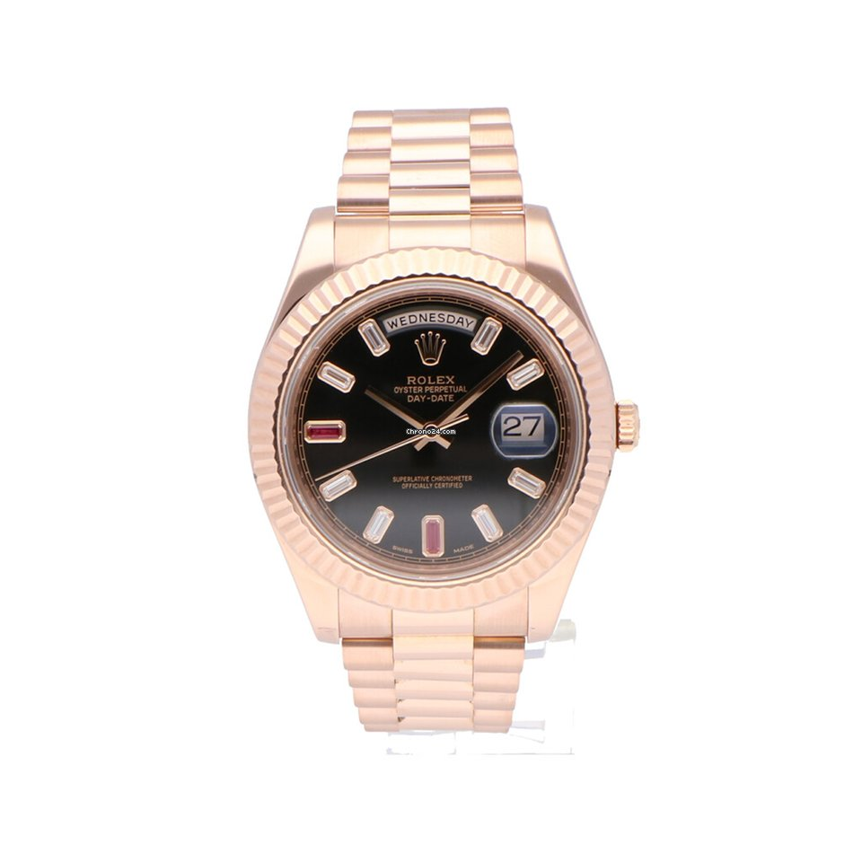 Rolex Day-Date II 218235 2015 pre-owned
