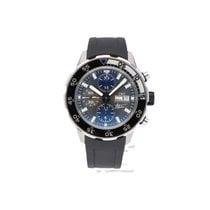 IWC Aquatimer Chronograph Otel 44mm Gri Fara cifre