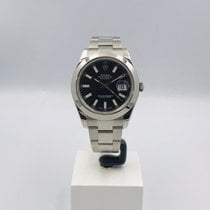 Rolex 116300 Steel 2014 Datejust II 41mm pre-owned