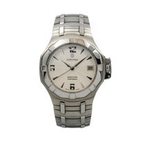 Concord Steel Automatic 38mm pre-owned Saratoga