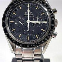 Omega Speedmaster Professional Moonwatch Сталь Черный