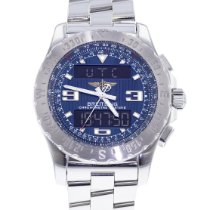 Breitling Airwolf Steel 44mm Blue United States of America, Georgia, Atlanta