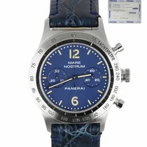 Panerai Mare Nostrum Steel 42mm Blue Arabic numerals United States of America, New York, Smithtown