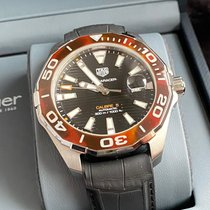 TAG Heuer Aquaracer 300M new 2021 Automatic Watch with original box and original papers WAY201N.FT6177