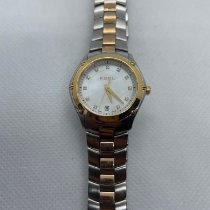 Ebel Sport Gold/Steel Mother of pearl
