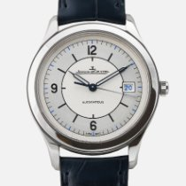 Jaeger-LeCoultre Master Control Date pre-owned 39mm Leather