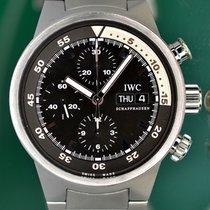 IWC IW371928 Steel 2006 Aquatimer Chronograph 42mm pre-owned