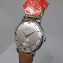 Omega 2482-1 Very good Steel 38mm Automatic