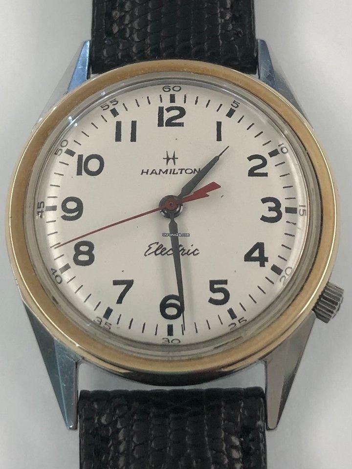 Hamilton 890665 1965 pre-owned