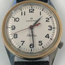 Hamilton Steel Automatic White Arabic numerals 36mm pre-owned