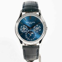 Patek Philippe 5140P-001 Platinum 2015 Perpetual Calendar new