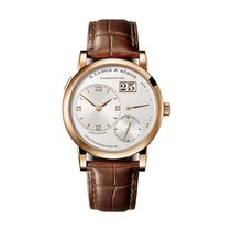A. Lange & Söhne Lange 1 191.032 Unworn Rose gold 38.5mm Manual winding