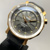 Vostok pre-owned Automatic 49mm Black Mineral Glass 30 ATM