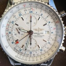 Breitling Navitimer World Steel 46mm Silver United States of America, South Carolina, Simpsonville