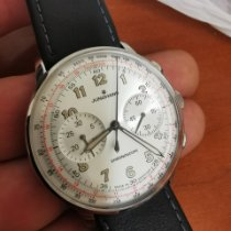 Junghans Meister Telemeter Steel 40,8mm Silver Arabic numerals
