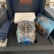 Mido Steel 44mm Automatic M026.629.17.051.00 new United States of America, Texas, Forest Hill