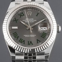 Rolex 126334 Steel 2021 Datejust 41mm new