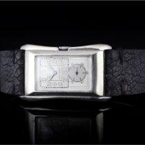 Rolex Prince Steel 23mm Silver Roman numerals