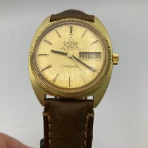 Omega Constellation Day-Date 168.029 Good Yellow gold 35mm Automatic