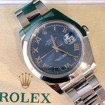 Rolex Datejust II Acciaio 41mm Blu Italia, Roma
