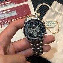 Omega Speedmaster Professional Moonwatch Сталь 42mm Cерый Без цифр