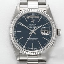 Rolex White gold 1984 Day-Date 36 36mm pre-owned