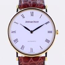 Audemars Piguet Gelbgold 33mm Automatik 14538BA.OO.A001CR.03 gebraucht Deutschland, Langenfeld