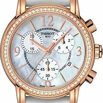 Tissot Dressport Steel 35mm Mother of pearl Arabic numerals United States of America, New Jersey, Somerset