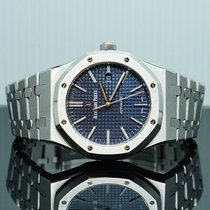 Audemars Piguet Royal Oak Selfwinding Сталь 41mm Синий Без цифр