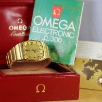 Omega Constellation nouveau 1973 Quartz Montre avec coffret d'origine 198.0028