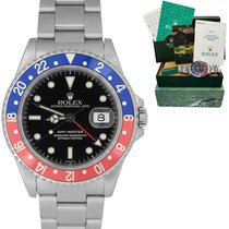 Rolex Steel GMT-Master 40mm pre-owned United States of America, New York, Massapequa Park