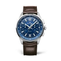 Jaeger-LeCoultre Polaris Steel 42mm Blue United States of America, Iowa, Des Moines