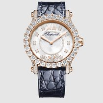 Chopard Happy Sport Rose gold White United States of America, Iowa, Des Moines