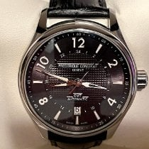 Frederique Constant Runabout Automatic Steel 42mm Black Arabic numerals United States of America, Tennesse, Nashville