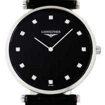 Longines La Grande Classique Steel 33mm Black No numerals United States of America, Utah, Draper