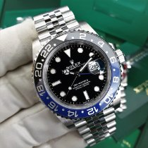 Rolex GMT-Master II Steel 40mm Black No numerals United Kingdom, Kent