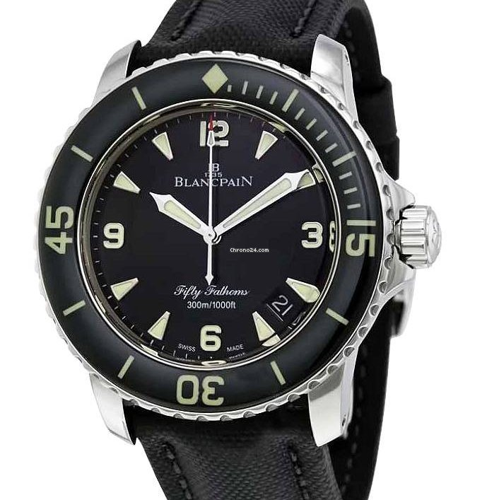 Blancpain Fifty Fathoms 5015-1130-52 2021 new
