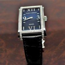 Cuervo y Sobrinos Женские часы Prominente 29,5mm Кварцевые новые Часы с оригинальными документами и коробкой