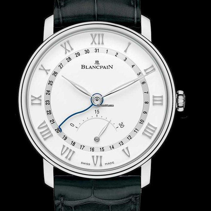 Blancpain Villeret Ultra-Slim 6653Q-1127-55B 2021 new