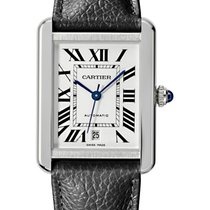 Cartier WSTA0029 Steel 2016 Tank Solo 31mm pre-owned United States of America, Nevada, Las Vegas
