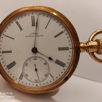 Glashütte Original Watch pre-owned 1914 51mm Manual winding Watch with original papers