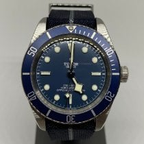 Tudor Black Bay Fifty-Eight Staal Blauw Nederland, Schiedam