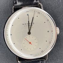 NOMOS Steel 38.5mm Automatic 1113 new