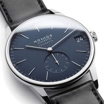 NOMOS Steel 40.5mm Automatic 363 new