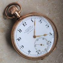 Rolex Uhr gebraucht 1925 Gold/Stahl 50mm Handaufzug Nur Uhr