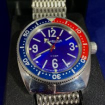 Vostok pre-owned Automatic 42mm Plastic